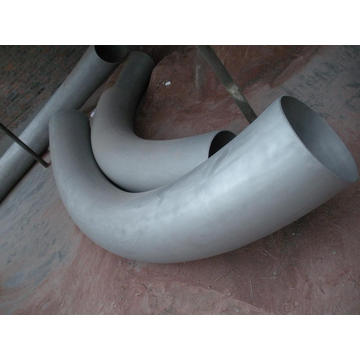 Butt Weld Pipe Fitting Bend