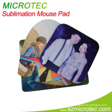 Sublimation Mouse Pad - Heart Shape