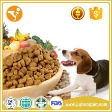 Fábrica al por mayor oem etiqueta privada de alimentos para perros