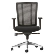 Ergonomic elegante Factory Outlet giratória cadeira de malha com apoio lombar