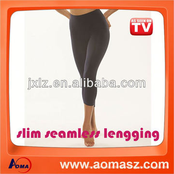 Stock High Quality Ankle Length Leggings Manufacturer