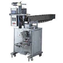 Machine à emballer de chaîne de seau, emballage matériel irrégulier