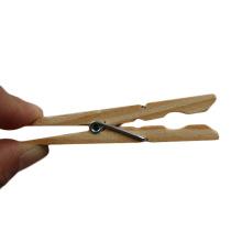 Бесплатный образец высокого качества оптом деревянный колышек / прищепка
