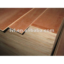 Hardwood core Commercial plywood