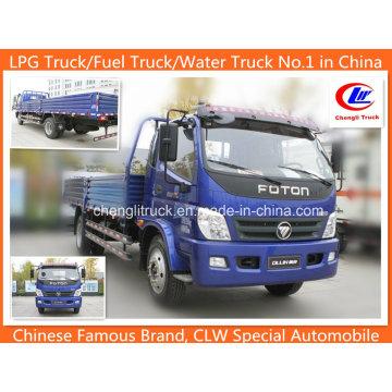8-15ton Foton Auman 4X2 Cargo Caminhão