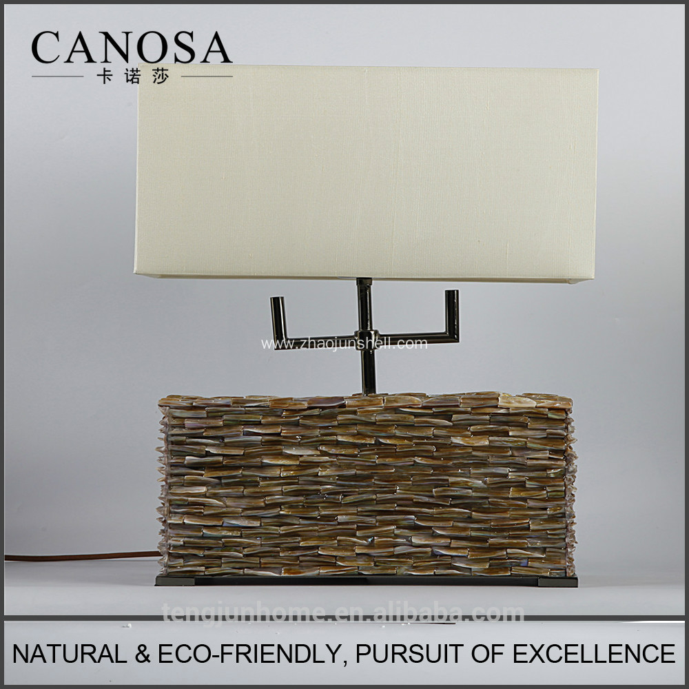 Canosa ECO-Friendly shell tendon table lamps