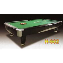 Nouvelle table de billard de style (H-602)