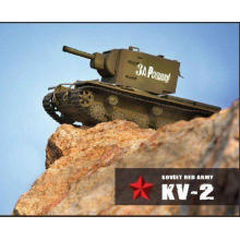 Firelap Kv-2 1/24 Хобби-танк