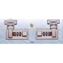 Cerradura de la caja, cerradura de la pareja, cerradura de la combinación