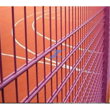 PVC Coated Double Wire Fence for Zoo