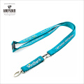 High Quality Fashion Custom Metal Badge Card Holder Lanyard