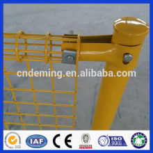 attractive durable double circle fence from anping deming