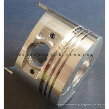 Modificado para requisitos particulares hacen CNC de piezas de aluminio, Material de acero inoxidable
