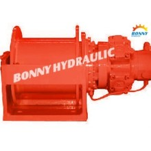 Winch For Marine & Construction Ancla hidráulica Winch serie GH