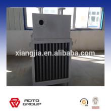 calentador de intercambiador de calor tubo de acero inoxidable galvanizado aleta aire enfriado