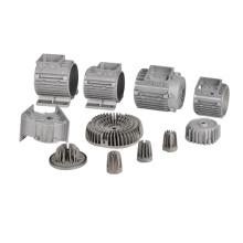 Fundición a presión de aluminio para el recinto del motor