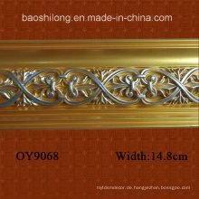 Gold Farbe Südafrika Hotselling PU Molding