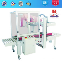 Pneumatic Adjust Flaps Folding Carton Sealing Machine Fx-At5050b