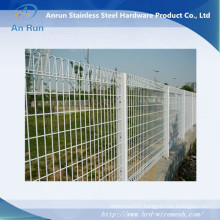 Welded PVC Coated Decorative Wire Fence