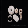 Eje cerámico industrial de alúmina cerámica 99.