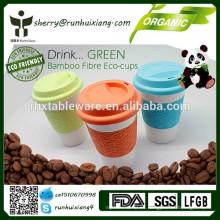 Taza 100% orgánica de bambú