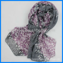 Spring/Summer fashion polyester voile shawl