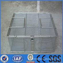 crimped wire mesh weight