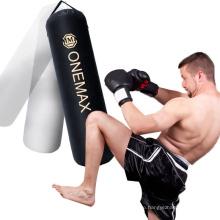 MMA ONEMAX Punching bags Leather Custom Taekwondo Frame Punching Bag With Stand