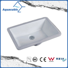 Évier de céramique de sous-sol de salle de bain (ACB2105)