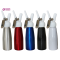 Colored 1L Stainless Steel Whipped Cream Dispenser