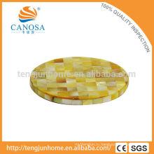 CBM-CS03 Экологически чистый Золотой перламутровый стаканчик для напитков