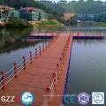 Pontoon floating high bouyancy dock blocks for sale hot