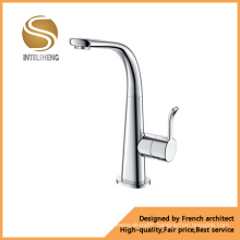 Contemporary Brass Kitchen Faucet (AOM-jbWL20735)