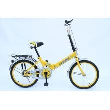 24 inch Folded kids city bicycles for student