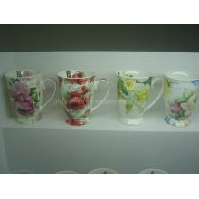 Bone China Cups für die Dame