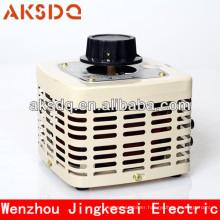 TDGC2 Single phase AC Contact Type Voltage Regulator