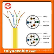 Supply The UTP/FTP/SFTP 4pairs Cat 6 Network LAN Cable