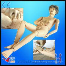 Продвинутый медицинский полный функциональный пожилой женский модель обучения медсестер медицинский маникюр для продажи