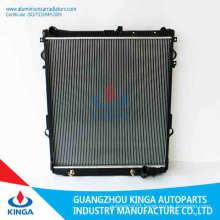 Durable Aluminum Automotive Type Radiator for Toyota Land Cruiser 200′08