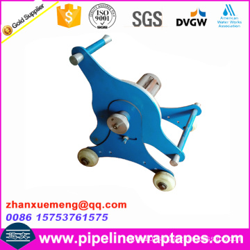 PE bitume Tape Wrapping Machine
