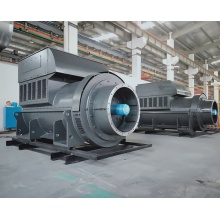 Generador diesel de alto voltaje 10500v