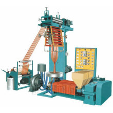 Color Belt Film Blowing Machine (SJ-40DX2-500)