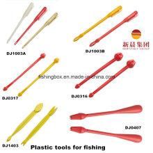 Бесплатный инструмент крюк, пластиковые инструменты для освобождения рыбы