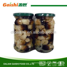 canned straw mushroom in peeled or unpeeled