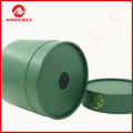 OEM Printing Thick Corrugated Paper Cylinder Packaging Box