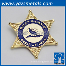 custom made lapel pins for veteran