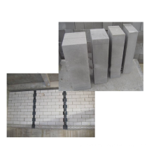 cement block production line/ cement foam brick / AAC Block with price list