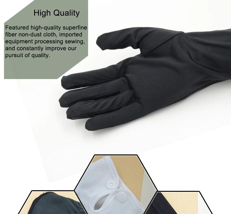 Detail Of Glove