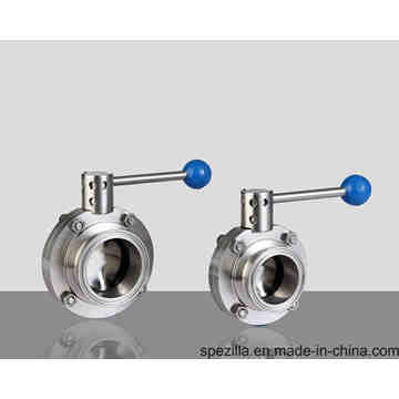3A Sanitary Valves Butterfly