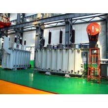 Transformateur de puissance de distribution 66kv de la Chine Fabricant